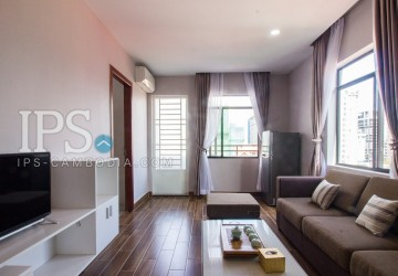 2 Bedroom Serviced Apartment For Rent - BBK1, Phnom Penh