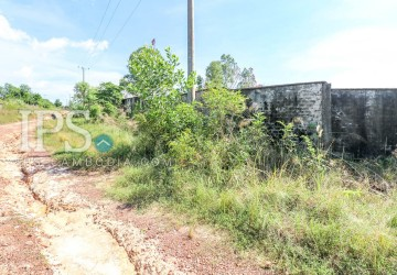 600sqm Land For Sale - Independence Beach, Sihanoukville thumbnail