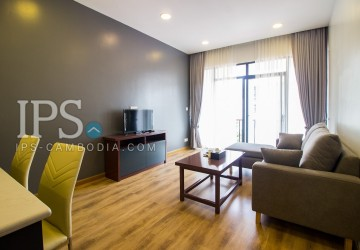 2 Bedroom Apartment For Rent - Srah Chork, Phnom Penh thumbnail