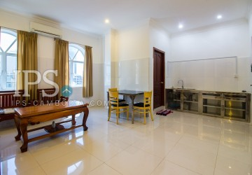 1 Bedroom Apartment For Rent - Chaktomukh, Phnom Penh