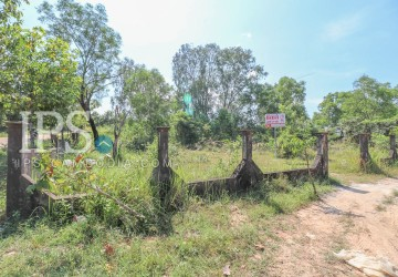 1480 sq.m Land For Sale - Independence Beach Area, Sihanoukville