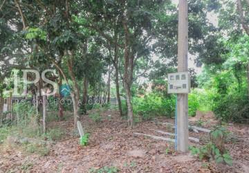 870sqm Land For Sale - Slor Kram, Siem Reap