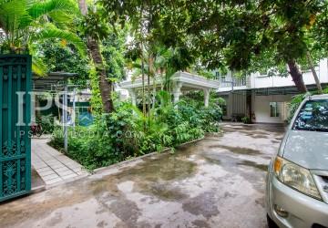 8 Room Villa For Rent - BKK1, Phnom Penh