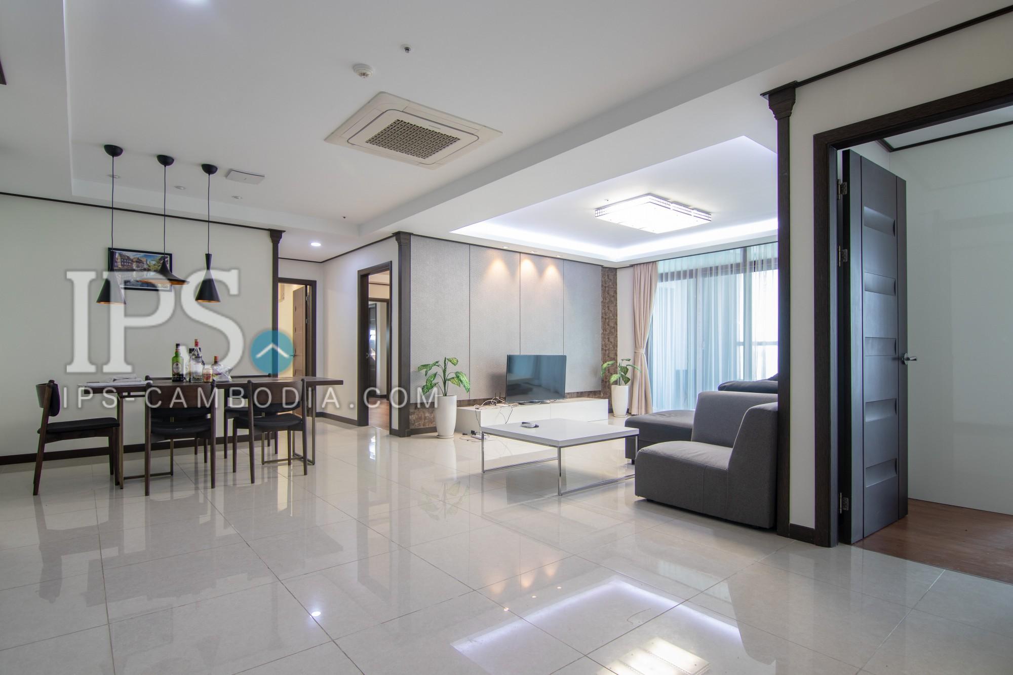 3 Bedroom Apartment For Sale - BKK1, Phnom Penh