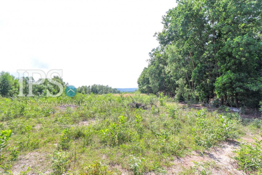 16 Hectares Land For Sale - Stueng Hauv, Sihanoukville