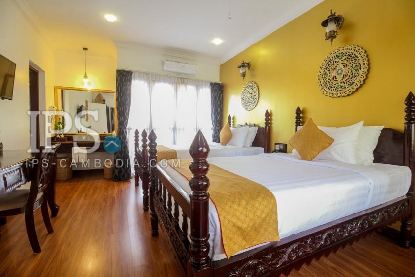 14 Room Hotel For Sale - Sala Kamreuk, Siem Reap