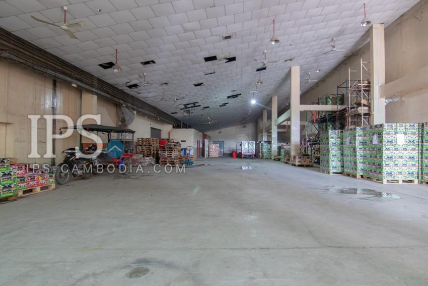 Warehouse For Rent - Toul Sangke, Phnom Penh