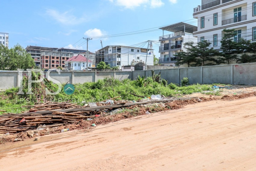 600 sq.m Land For Rent - Independence Beach Area, Sihanoukville