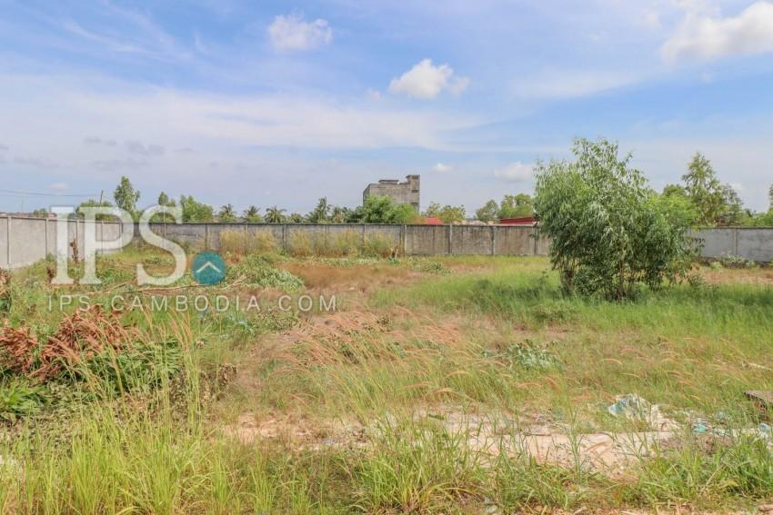 600 sq.m Land For Sale - Ochherteul Beach Area - Sihanoukville,