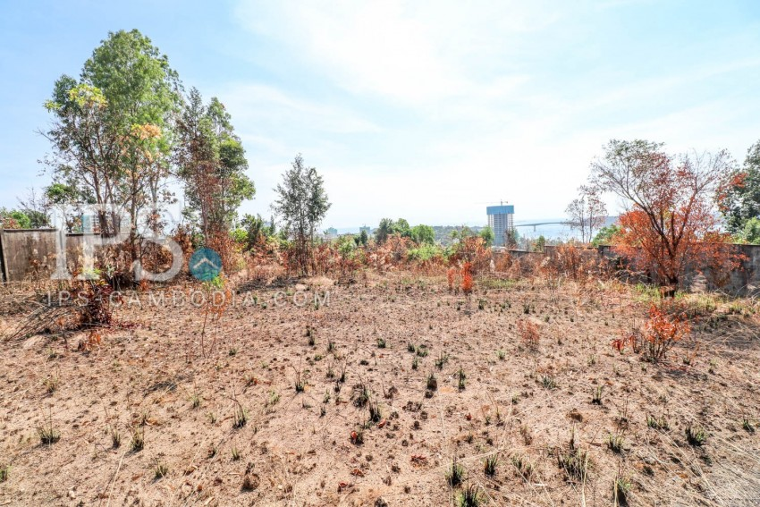 600sqm Land For Sale - Independence Beach, Sihanoukville