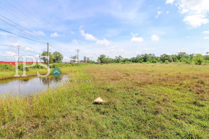 804 sq.m Land for Sale (Hard title) - Ochherteul Beach, Sihanoukville