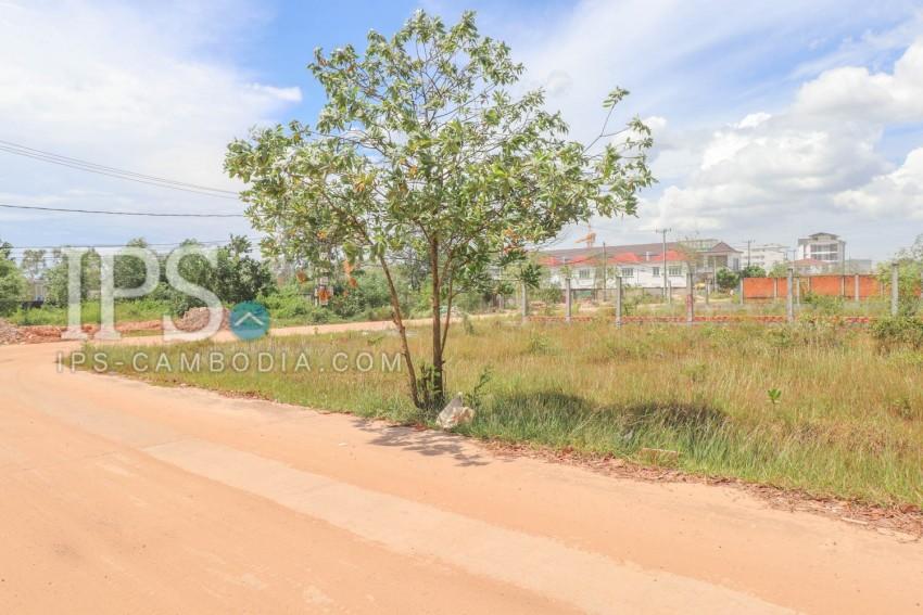 800 sqm Land For Rent - Ochheuteal Beach Area, Sihanoukville