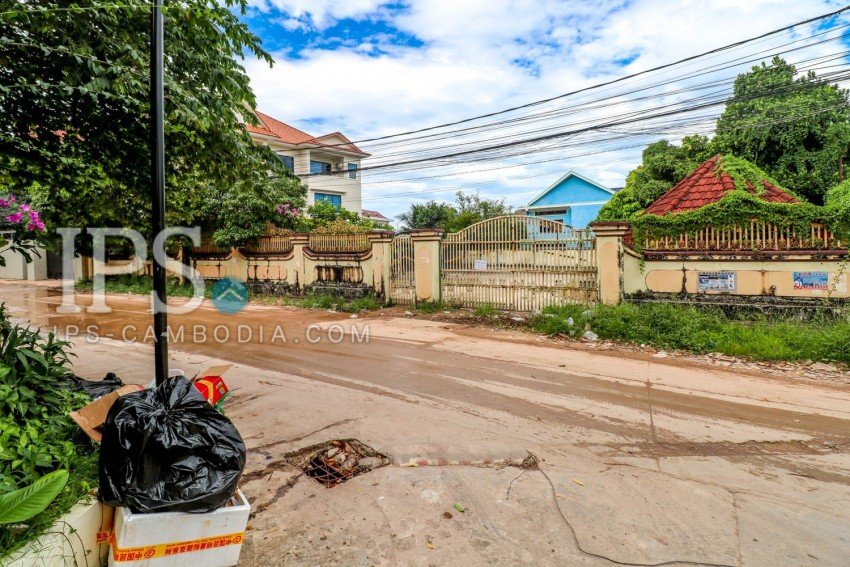 770sqm Land For Rent - Independence Beach Area, Sihanoukville