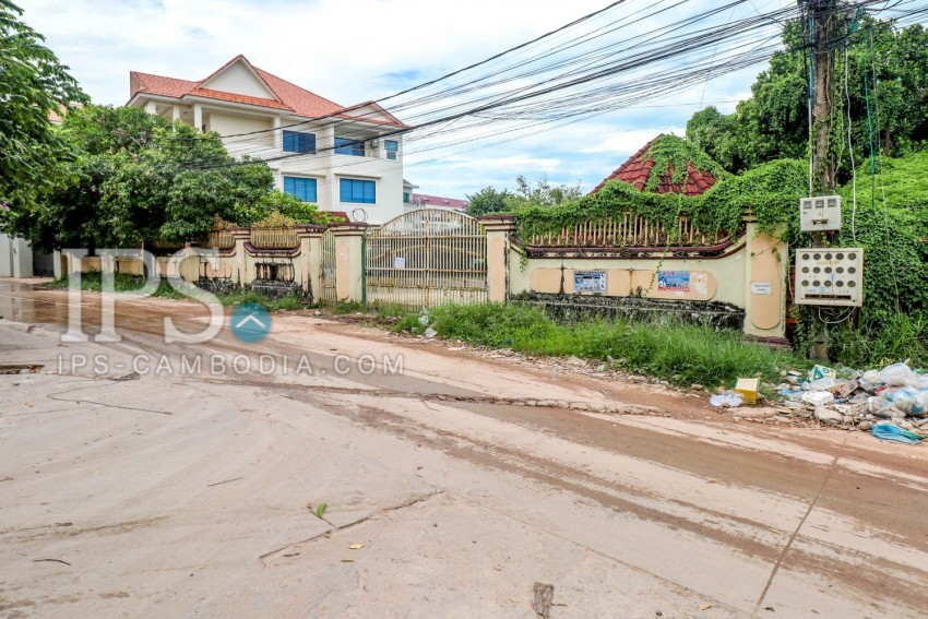 770 sqm Land For Sale - Independence Beach Area, Sihanoukville