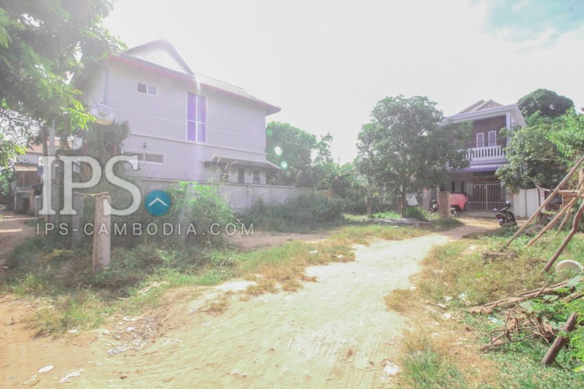 225sqm Land For Sale - Slor Kram, Siem Reap