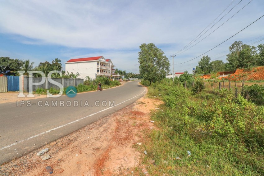 5,950 sqm Land For Rent - Ream, Sihanoukville