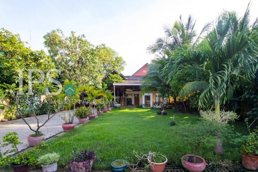 House and Land For Sale - Boeung Tumpun, Phnom Penh