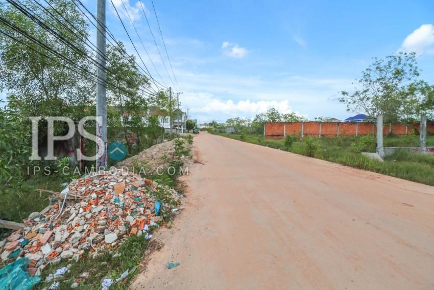 600sqm Land For Rent - Ochheuteal Beach Area, Sihanoukville