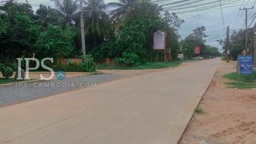 480 sq.m. Land For Sale - Svay Dangkum, Siem Reap