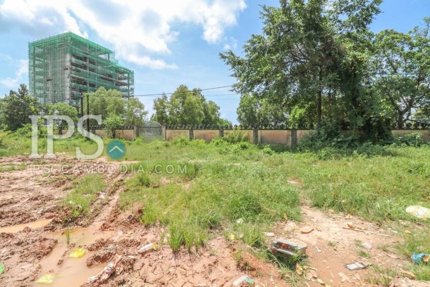 7200sqm Land For Rent - Ochheuteal Beach Area, Sihanoukville
