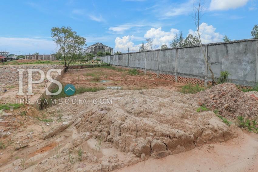 300sqm Land For Rent - Ochheuteal Beach Area, Sihanoukville