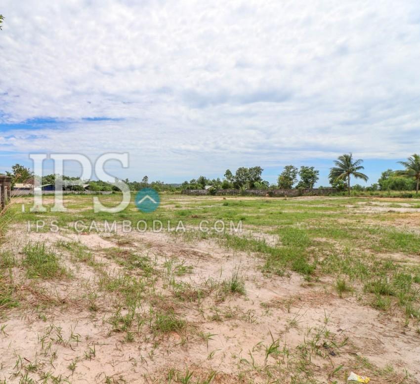 1,200 sqm. Land For Sale -  Klang Leu, Sihanoukville