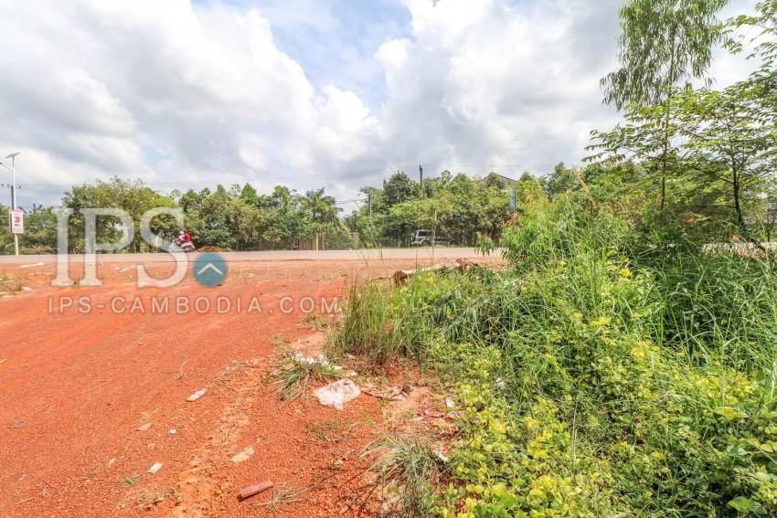 55,200sqm Land For Rent - Khlang leu, Sihanoukville