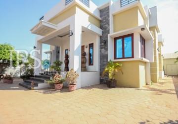 3 Bedroom Villa For Rent - Chreav, Siem Reap