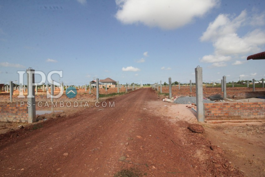 240sqm Land For Sale - Sambour, Siem Reap