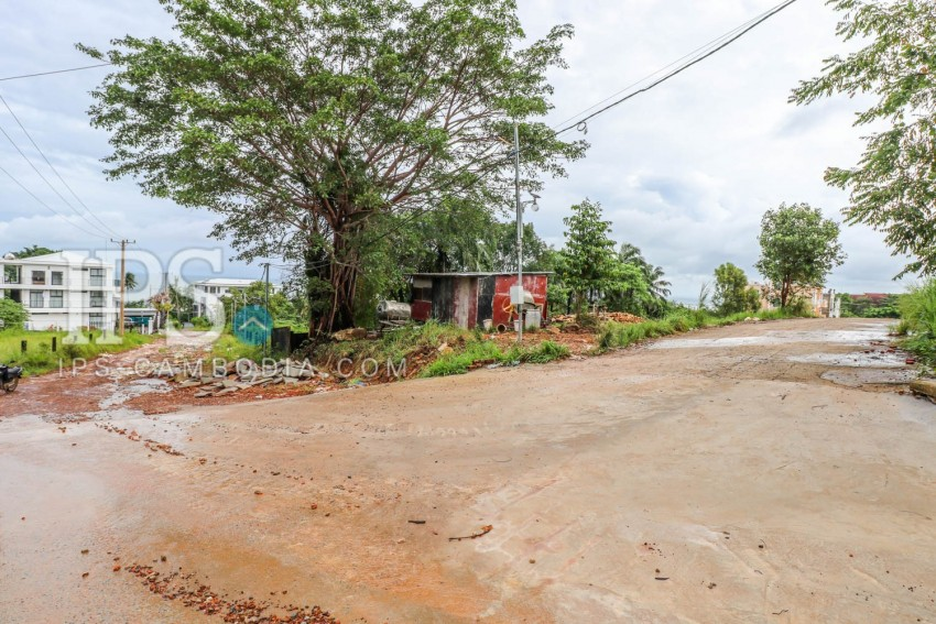 600sqm Land For Rent - Victory Hill/Beach, Sihanoukville