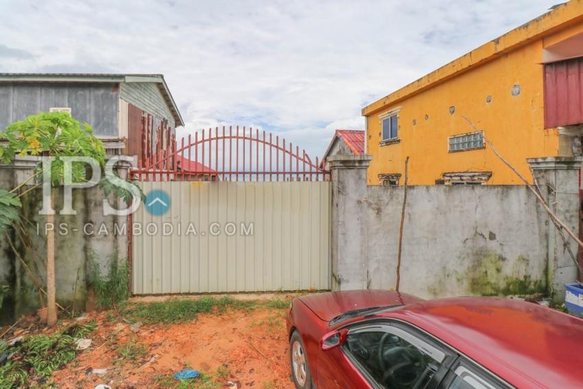 300sqm Land For Sale - Klang Leu, Sihanoukville