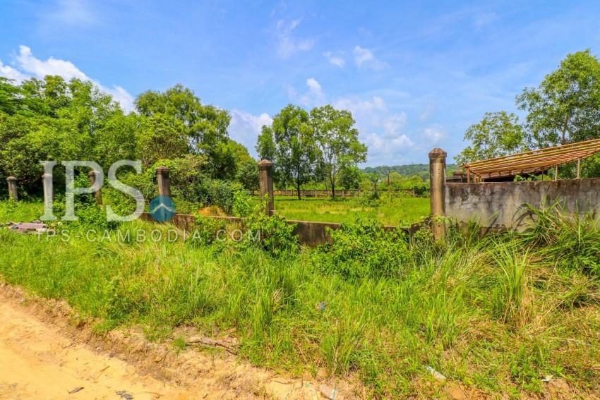 1,800sqm Land For rent - Mittapheap, Sihanoukville
