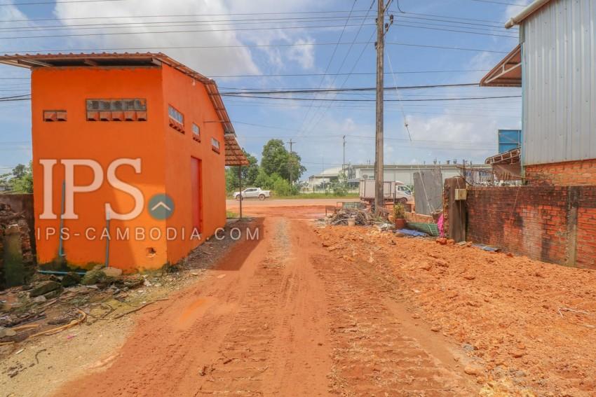 600sqm Land For Rent - Klang Leu, Sihanoukville