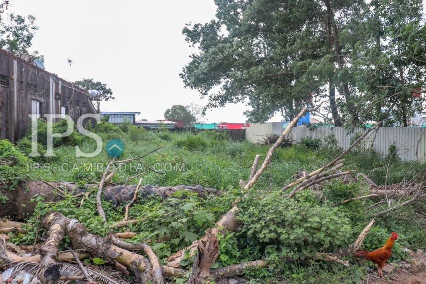 878sqm Land For Sale - Klang Leu, Sihanoukville