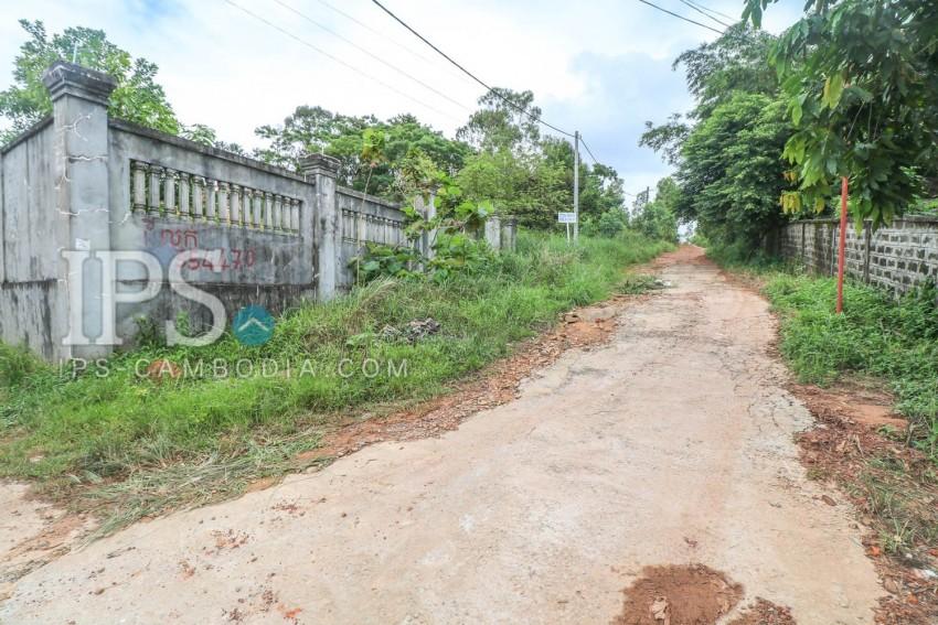 315 sq.m. Land For Rent -  Mittapheap, Sihanoukville