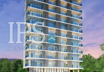 Luxurious and Exclusive Apartment For Sale - Victoria Hill, Sihanoukville