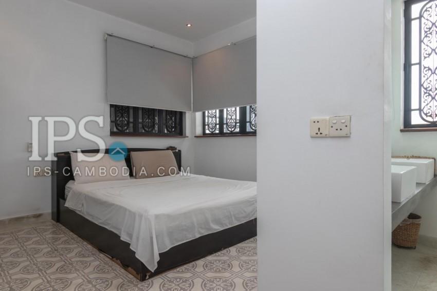2 Bedroom Duplex Apartment For Rent - Daun Penh, Phnom Penh