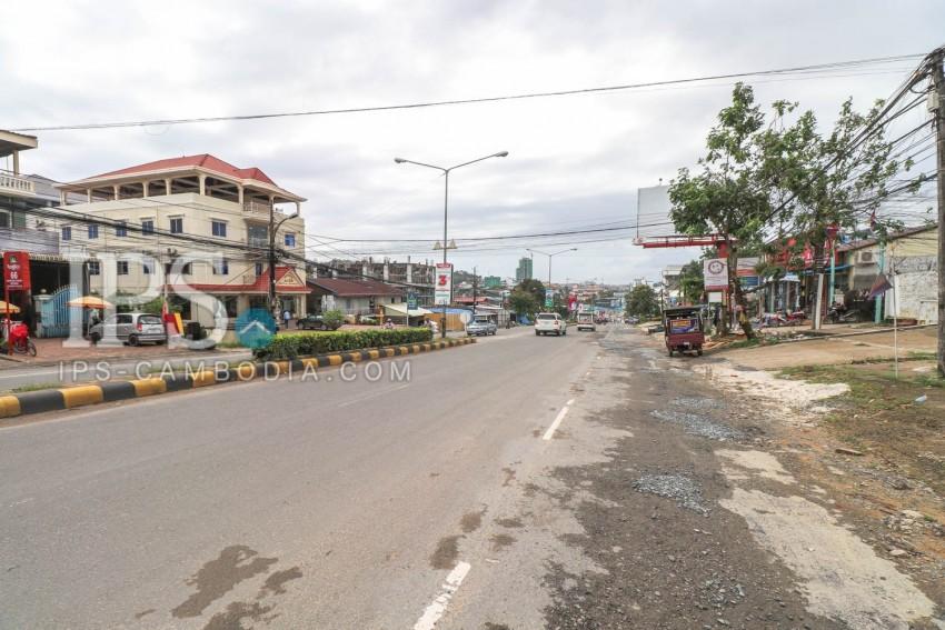 2,400sqm Land For Sale - Downtown Area, Sihanoukville
