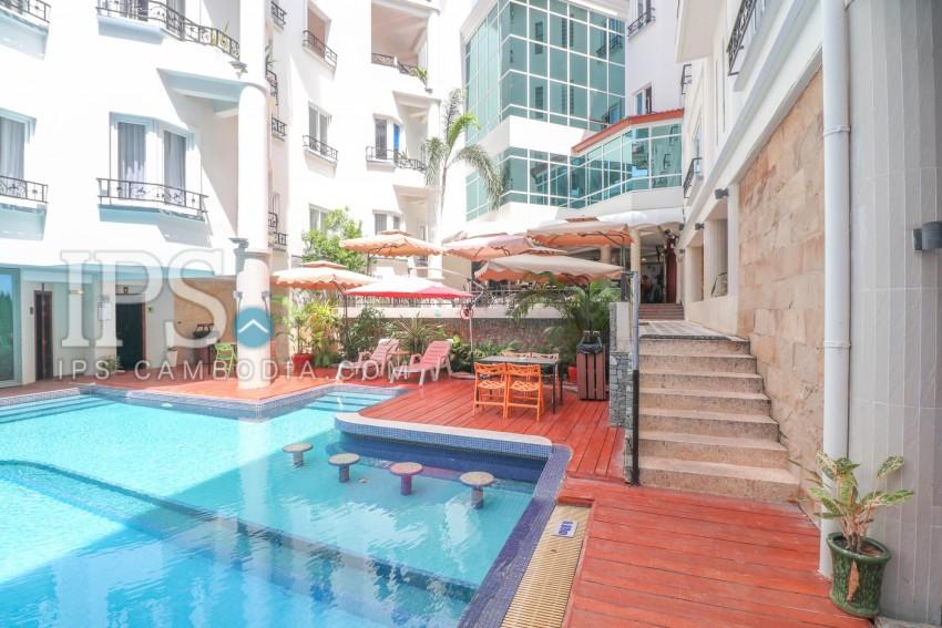 Hotel For Sale - Ochheuteal Beach, Sihanoukville
