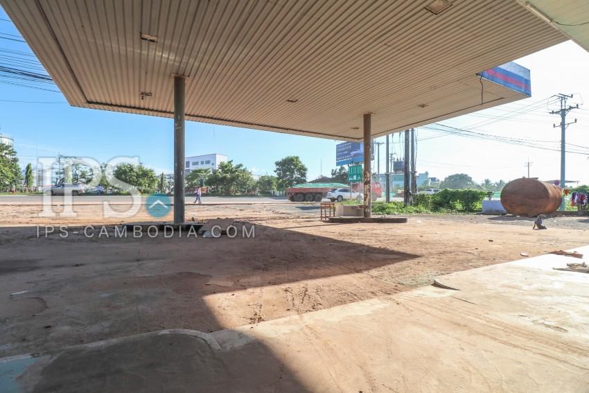 1,755sqm Land For Sale - Sihanoukville, Kleng Leu