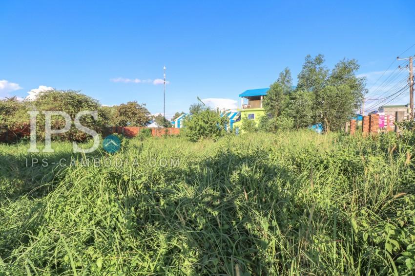 925sqm Land For Sale - Sihanoukville