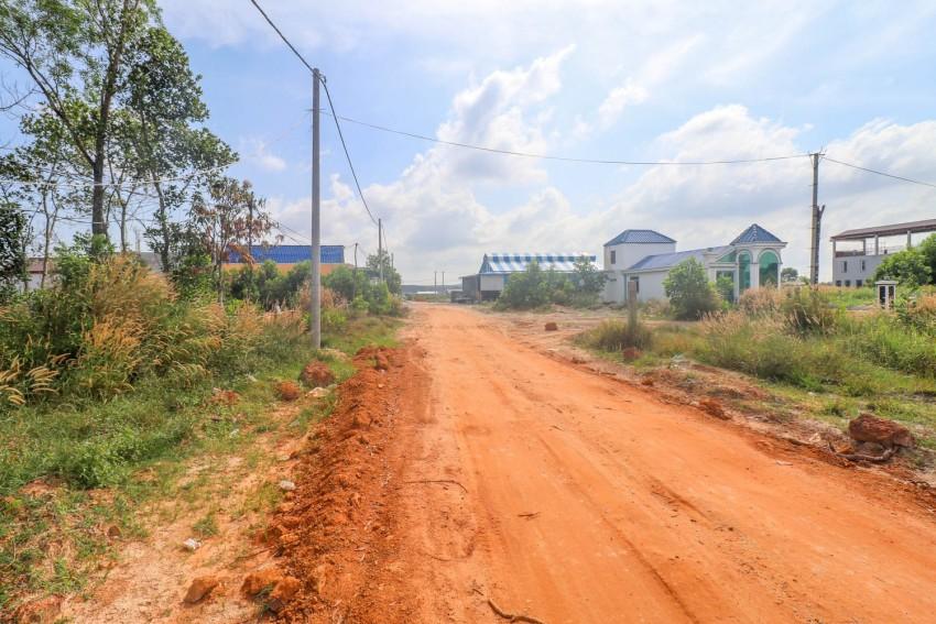 200 sqm Land For Sale - Klang Leu, Sihanoukville