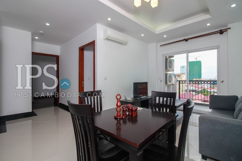 2 Bedrooms Apartment - Toul Tom Poung