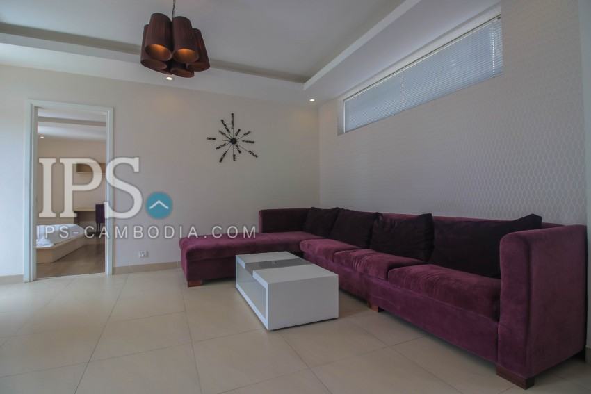 2 Bedroom Serviced Apartment for Rent - BKK3