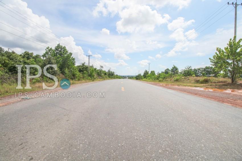 10,000 sqm. Land For Sale - Stueng Hav, Sihanoukville