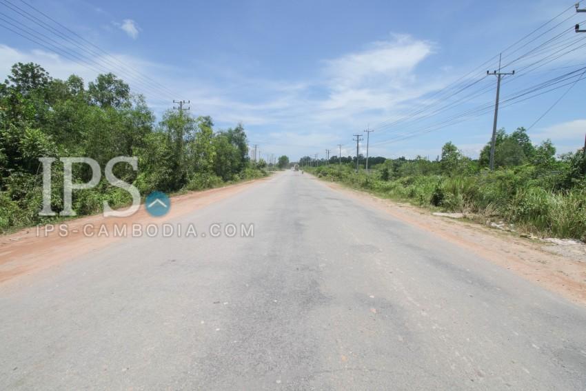 Land For Sale - Kampenh, Sihanoukville