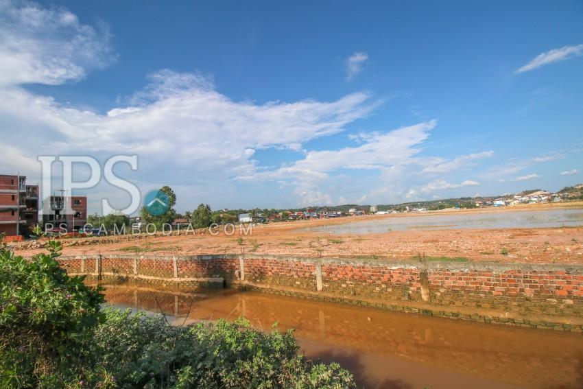 14,000sqm. land For Rent - Sihanoukville