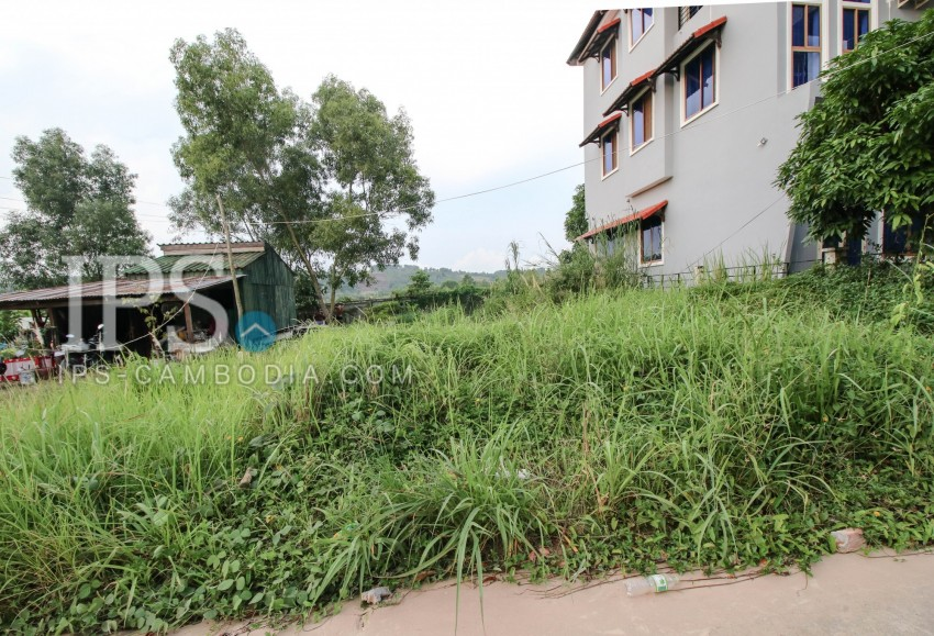 Land For Sale - Sihanoukville