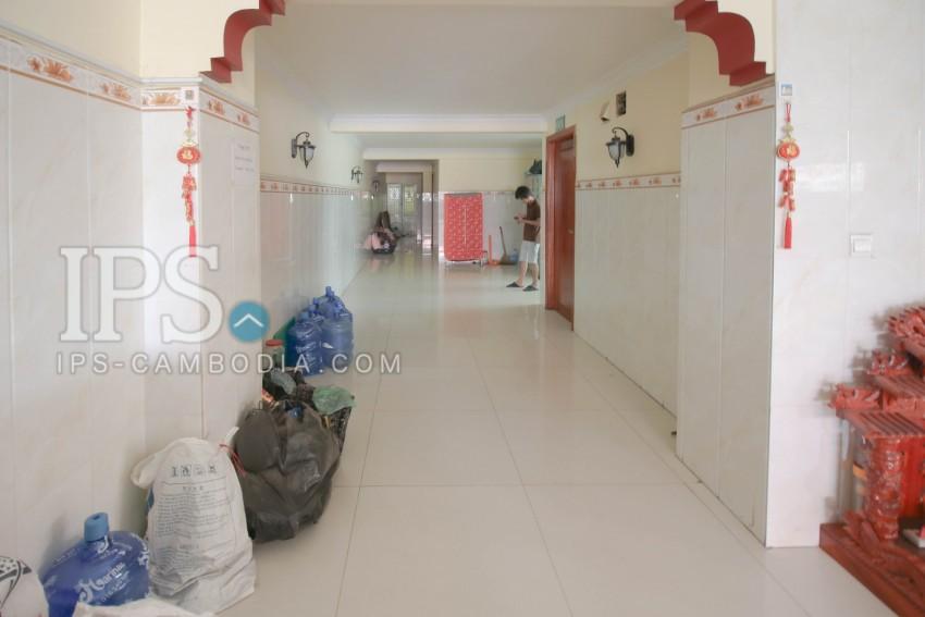Flat For Rent Near Psar Luer, Shihanouk Ville