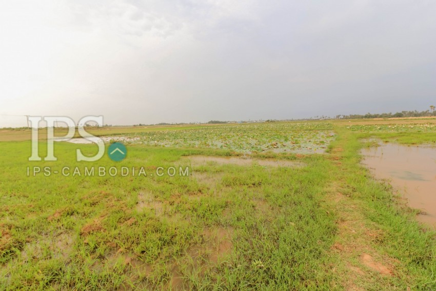 Land For Sale - Chong Khneas, Siem Reap